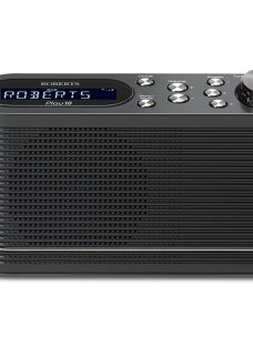 ROBERTS PLAY10 Portable DABﱓ Radio - Black
