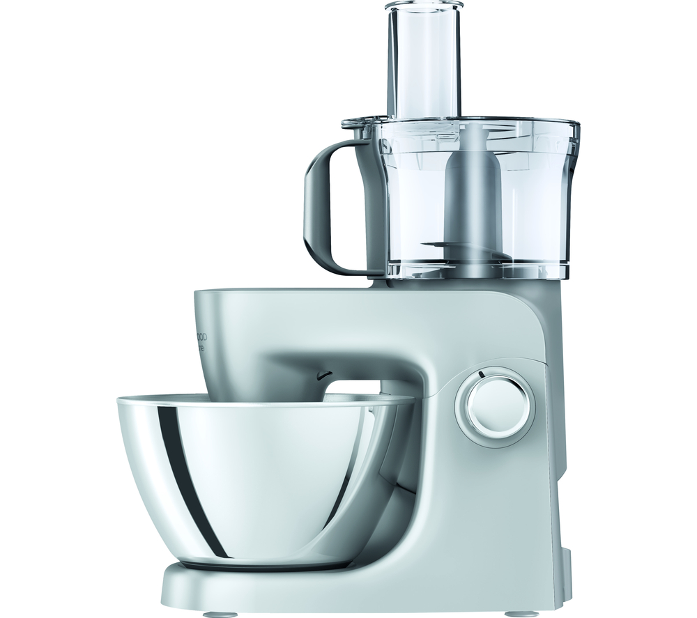 Kenwood Multione Khh321si Stand Mixer Silver Silver