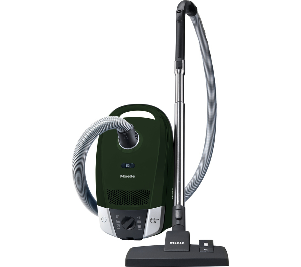 miele compact c2 excellence ecoline cylinder vacuum cleaner racing green green appliance sava. Black Bedroom Furniture Sets. Home Design Ideas