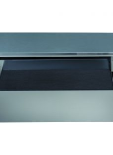 HOTPOINT Built-In WD 714 IX Warming Drawer - Stainless Steel
