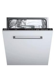 Hoover Dynamic Mega Hdi1Lo63B 16-Place One Touch Integrated Dishwasher  - Dishwasher With Installation