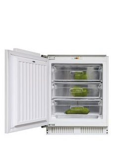 Candy Cfu135Nek 55Cm Wide Built-In Under Counter Freezer  - Freezer Only
