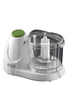 Russell Hobbs Food Collection White Mini Chopper - 22220