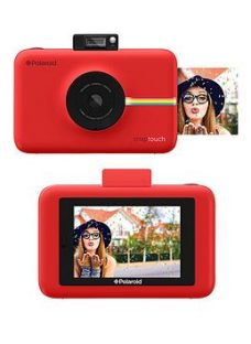 Polaroid Snap Touch Digital Camera  - Instant Camera With 50 Pack Of Paper And Case