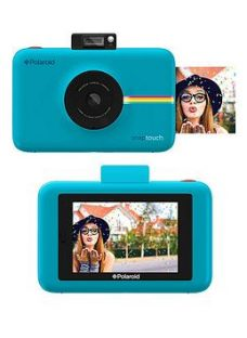 Polaroid Snap Touch  - Instant Camera With 50 Pack Of Paper And Case
