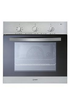 Indesit Ifv5Y0Ix 60Cm Built-In Single Electric Oven  - Oven With Installation