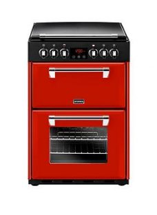 Stoves Richmond 600E 60Cm Wide Electric Cooker  - Cooker With Connection