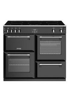 Stoves Richmond S1000Ei 100Cm Wide Electric Range Cooker  - Rangecooker Only
