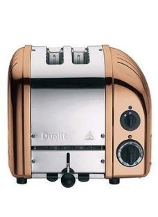Dualit 27450 Classic 2-Slice Toaster - Copper
