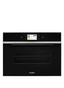 Whirlpool W Collection W11Ims180 45Cm Built-In Compact Steam Oven  - Microwave With Installation
