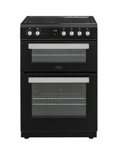 Belling Fse608Dpc 60Cm Wide Electric Cooker  - Cooker With Connection