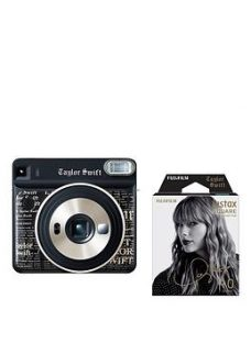 Fujifilm Instax Square Sq6 Instant Camera Taylor Swift Edition  - Instant Camera With 30 Pack Of Paper