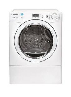 Candy Csv10Lg 10Kg Load Vented Tumble Dryer With Smart Touch - White
