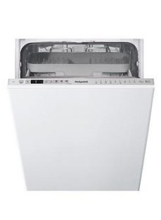 Hotpoint Hsio3T223Wce 10-Place Slimline Integrated Dishwasher  - Dishwasher With Installation