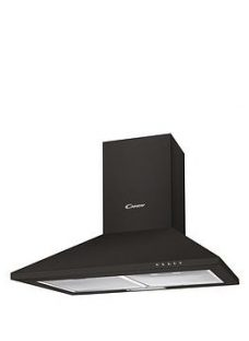 Candy Cce116/1N 60Cm Chimney Hood  - Chimney Hood Only