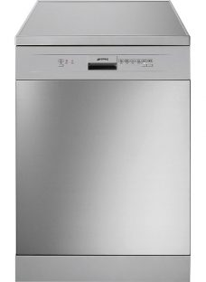 DFD13E2X Full-size Dishwasher - Stainless Steel & Silver