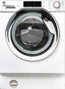 HOOVER H-WASH 300 Pro HBWOS 69TAMCET Integrated WiFi-enabled 9 kg 1600 Spin Washing Machine - White