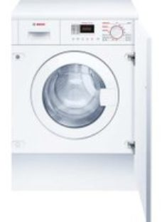 Bosch Serie 4 WKD28351GB Integrated 7Kg / 4Kg Washer Dryer with 1400 rpm - White - B Rated