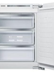 Siemens IQ-500 GI11VAFE0 Integrated Under Counter Freezer with Fixed Door Fixing Kit - A++ Rated