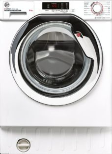 HOOVER H-Wash 300 HBWS 49D2ACE Integrated 9 kg 1400 Spin Washing Machine