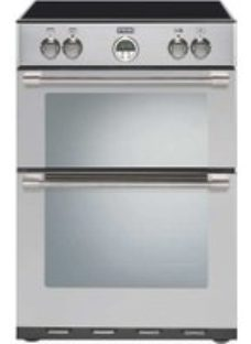 Stoves Sterling600MFTi 60cm Electric Cooker with Induction Hob - Stainless Steel - A/A Rated
