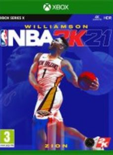 NBA 2k21 Mamba Forever for Xbox Series X/S