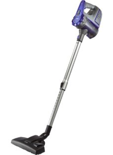 TOWER T113000 Cordless Vacuum Cleaner - Silver & Blue