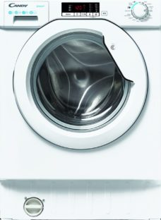 CANDY CBW 49D2E Integrated 9 kg 1400 Spin Washing Machine