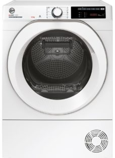 HOOVER H-Dry 500 ND H10A2TCE WiFi-enabled 10 kg Heat Pump Tumble Dryer – White