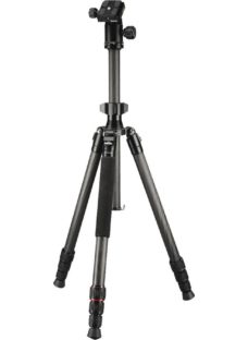 HAMA Traveller Ramble Duo Carbon Tripod - Black