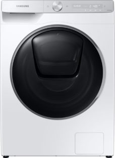 SAMSUNG QuickDrive WD80T954DSH/S1 WiFi-enabled 8 kg Washer Dryer - White`