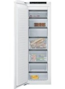 Siemens IQ-700 GI81NHCE0G Integrated Frost Free Upright Freezer with Fixed Door Fixing Kit - A++ Rated