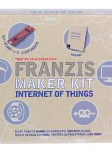 FRANZIS Create Your Own Internet of Things Project Maker Kit