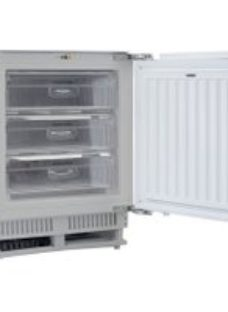 Russell Hobbs RHBU60FREEZER-N Integrated Under Counter Freezer with Fixed Door Fixing Kit - A+ Rated
