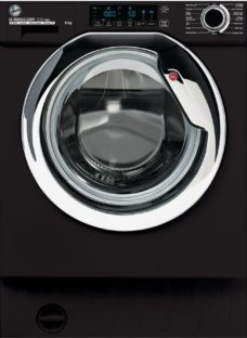 HOOVER H-WASH 300 Pro HBWOS 69TAMCET Integrated WiFi-enabled 9 kg 1600 Spin Washing Machine - Black