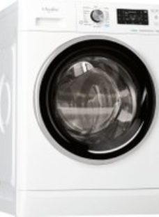 Whirlpool FFD8448BSVUK 8Kg Washing Machine with 1400 rpm - White - A+++ Rated