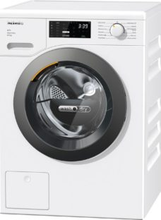 MIELE WT1F WTD160 WCS WiFi-enabled 8 kg Washer Dryer - White