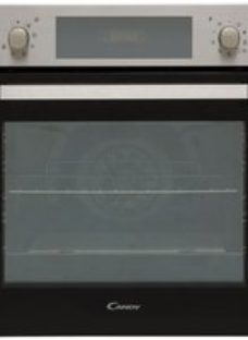 Candy FCP886X Built In Electric Single Oven - Stainless Steel - A Rated