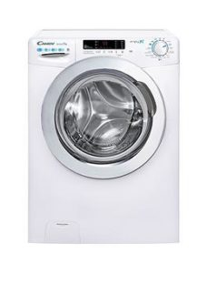 Candy Smart Pro Washer Dryer 10+6Kg 1400Rpm - White With Chrome Door